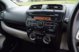 2013 Mitsubishi Mirage ES Hatchback.
