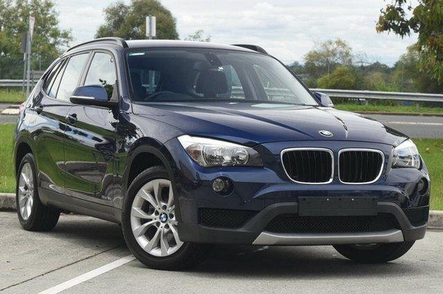 Used BMW X1 sDrive18d Steptronic, Moorooka, Brisbane, 2012 BMW X1 sDrive18d Steptronic Wagon