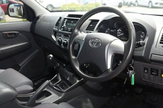 2013 Toyota Hilux SR Cab Chassis.