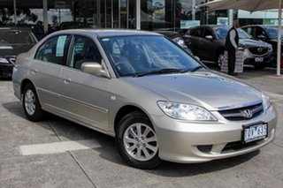 Used Honda Civic GLi, Mulgrave, 2005 Honda Civic GLi 7TH GEN Sedan
