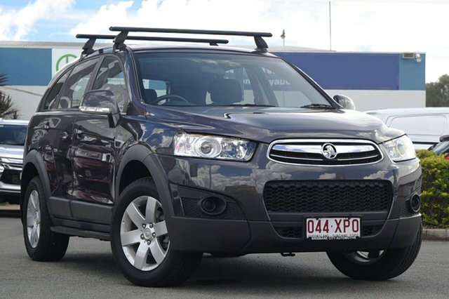 Used Holden Captiva 7 SX, Bowen Hills, 2013 Holden Captiva 7 SX Wagon
