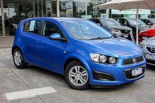 Used Holden Barina CDX, Mulgrave, 2012 Holden Barina CDX TM MY13 Hatchback