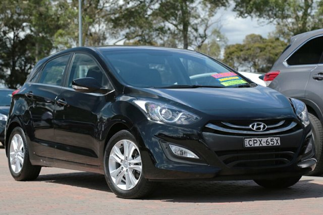 Used Hyundai i30 Elite, Warwick Farm, 2013 Hyundai i30 Elite Hatchback