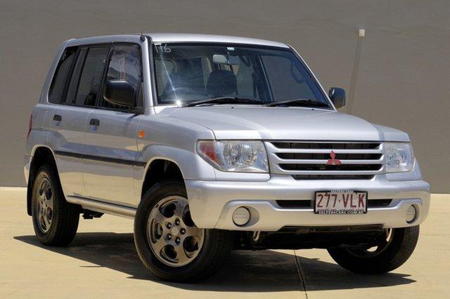 Used Mitsubishi Pajero IO, Moorooka, Brisbane, 2002 Mitsubishi Pajero IO Wagon