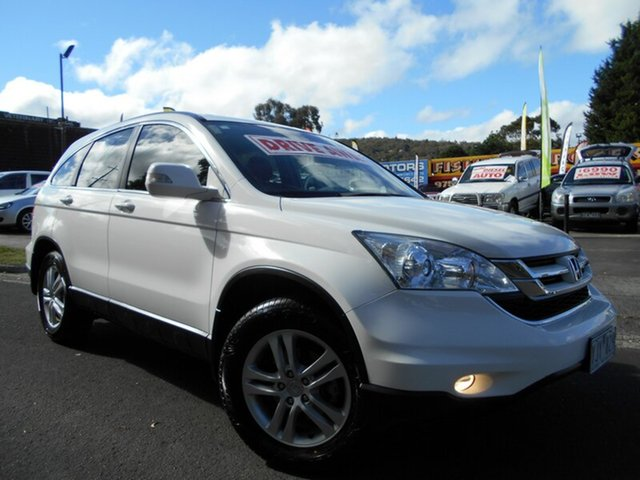 Used Honda CR-V (4x4) Luxury, Upper Ferntree Gully, 2011 Honda CR-V (4x4) Luxury Wagon