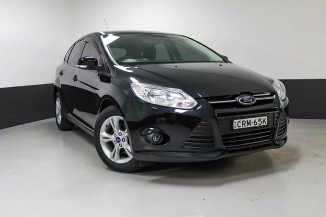 Used Ford Focus Trend PwrShift, Cardiff, 2014 Ford Focus Trend PwrShift Hatchback