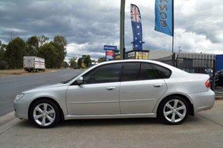 2007 Subaru Liberty 3.0R Sedan.