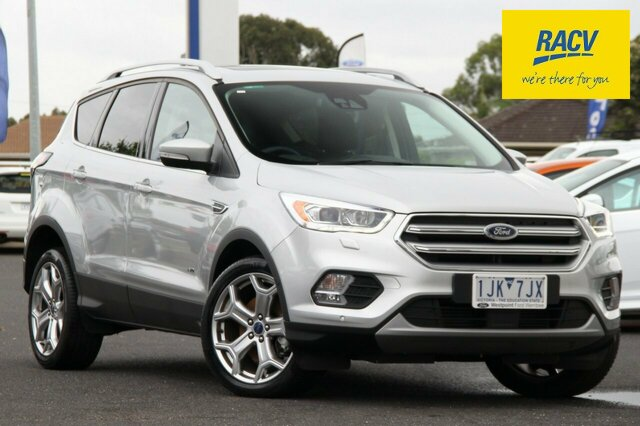 Used Ford Escape Titanium PwrShift AWD, Hoppers Crossing, 2016 Ford Escape Titanium PwrShift AWD Wagon