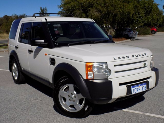 Used Land Rover Discovery 3 S, Maddington, 2006 Land Rover Discovery 3 S Wagon