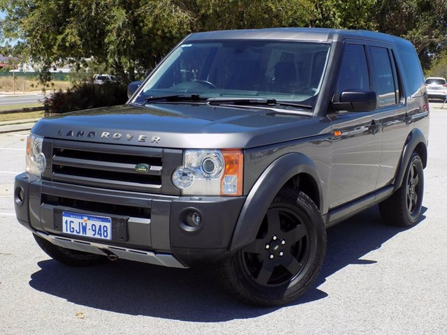 Used Land Rover Discovery 3 SE, Maddington, 2005 Land Rover Discovery 3 SE Wagon