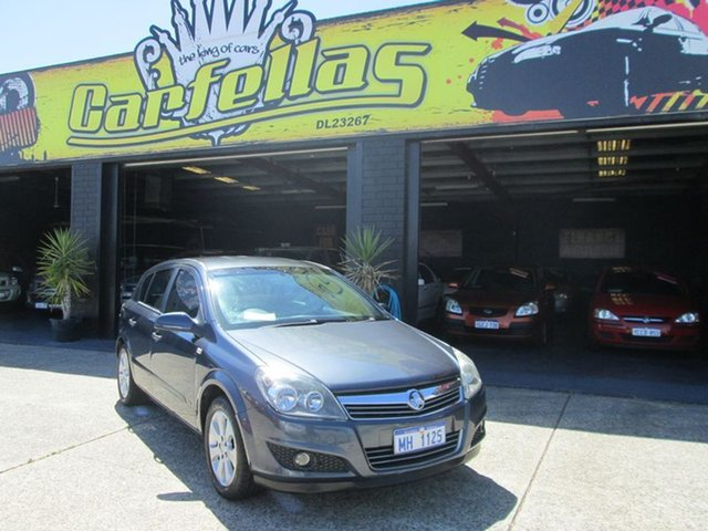 Used Holden Astra CD, O'Connor, 2008 Holden Astra CD Hatchback