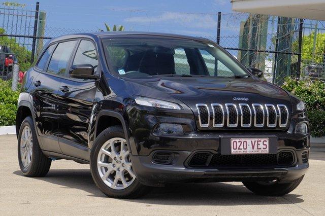 Used Jeep Cherokee Sport, Moorooka, Brisbane, 2014 Jeep Cherokee Sport Wagon