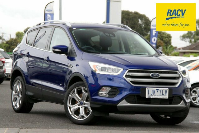 Used Ford Escape Titanium AWD, Hoppers Crossing, 2016 Ford Escape Titanium AWD Wagon
