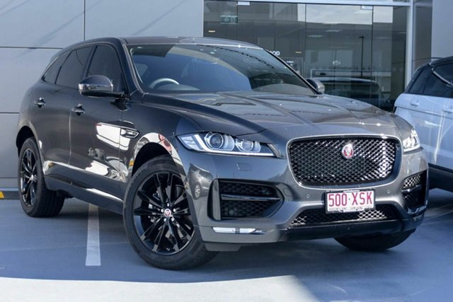Demonstrator, Demo, Near New Jaguar F-PACE 30d AWD R-Sport, Southport, 2017 Jaguar F-PACE 30d AWD R-Sport Wagon