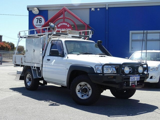 Discounted Used Nissan Patrol DX, Welshpool, 2010 Nissan Patrol DX Cab Chassis