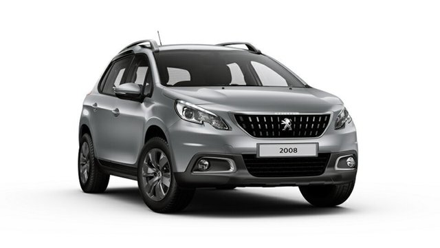 Demonstrator, Demo, Near New Peugeot 2008 Active, Nambour, 2017 Peugeot 2008 Active A94 MY17 Wagon