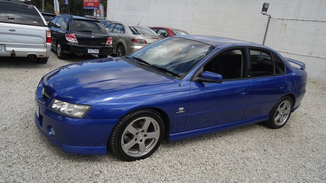 Used Holden Commodore SV6, Seaford, 2005 Holden Commodore SV6 Sedan