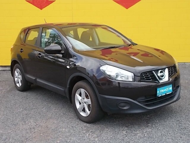 Discounted Used Nissan Dualis ST Hatch X-tronic, Winnellie, 2010 Nissan Dualis ST Hatch X-tronic Hatchback
