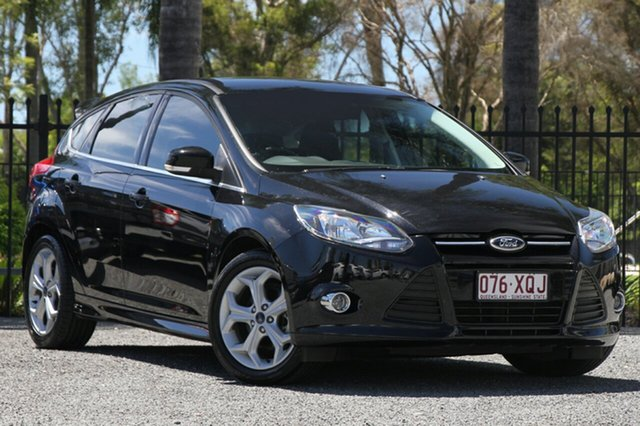 Used Ford Focus Sport, Beaudesert, 2014 Ford Focus Sport Hatchback