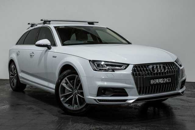 Used Audi A4 allroad S tronic quattro, Rozelle, 2017 Audi A4 allroad S tronic quattro Wagon