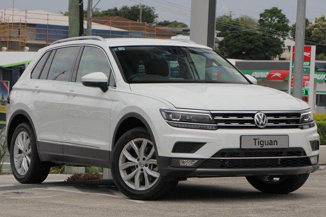 New Volkswagen Tiguan 162TSI DSG 4MOTION Highline, Nowra, 2018 Volkswagen Tiguan 162TSI DSG 4MOTION Highline Wagon