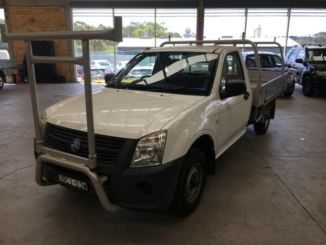 Used Holden Rodeo DX, Cardiff, 2007 Holden Rodeo DX Cab Chassis