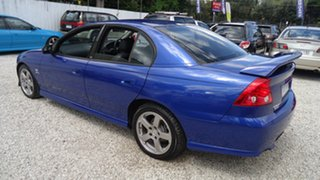 2005 Holden Commodore SV6 Sedan.