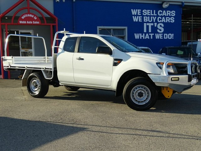 Discounted Used Ford Ranger XL Super Cab, Welshpool, 2013 Ford Ranger XL Super Cab Utility