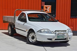 2000 Ford Falcon XL Super Cab Cab Chassis.