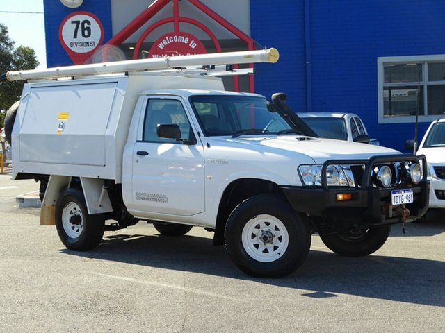 Discounted Used Nissan Patrol DX, Welshpool, 2012 Nissan Patrol DX Cab Chassis