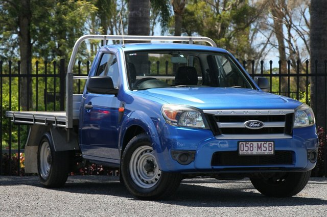 Used Ford Ranger XL, Beaudesert, 2009 Ford Ranger XL Cab Chassis