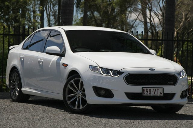 Used Ford Falcon XR6, Beaudesert, 2014 Ford Falcon XR6 Sedan