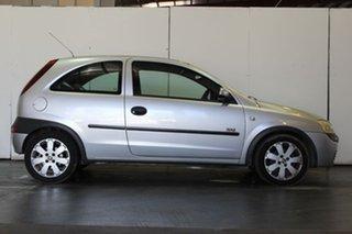 2003 Holden Barina SXI Hatchback.