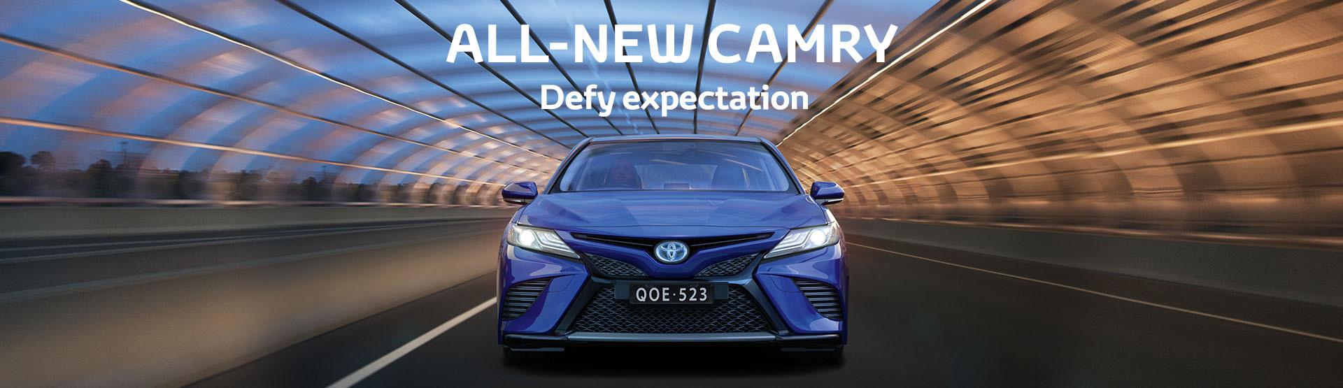 Generic Toyota - Banner 6