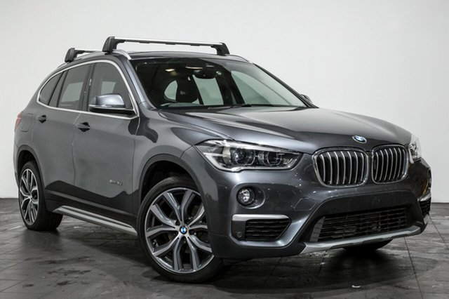 Used BMW X1 sDrive18d Steptronic, Rozelle, 2015 BMW X1 sDrive18d Steptronic Wagon