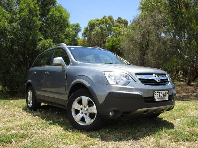 Discounted Used Holden Captiva 5, Mile End, 2010 Holden Captiva 5 Wagon
