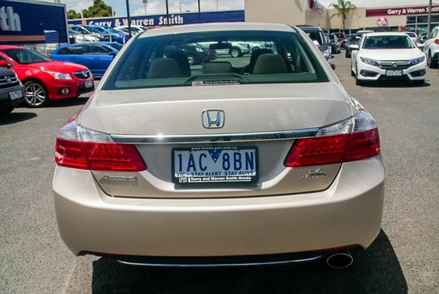 Used Honda Accord VTi, Oakleigh, 2013 Honda Accord VTi 60 Sedan