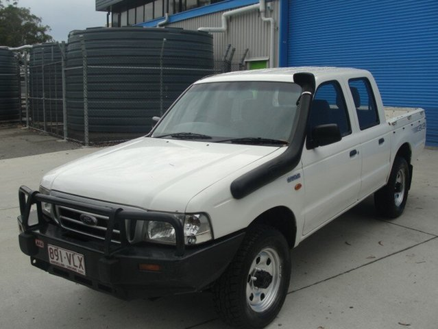 Used Ford Courier XLT Crew Cab, Ashmore, 2004 Ford Courier XLT Crew Cab Utility