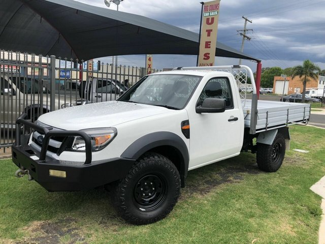 Discounted Used Ford Ranger XL (4x4), Toowoomba, 2011 Ford Ranger XL (4x4) Cab Chassis