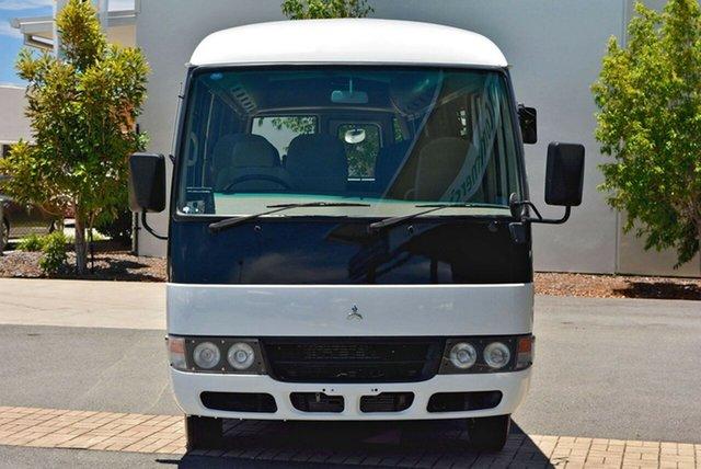 Mitsubishi Rosa DELUX, Robina, 2012 Mitsubishi Rosa DELUX BE64D Bus