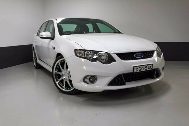 Used Ford Falcon XR6 50th Anniversary, Cardiff, 2010 Ford Falcon XR6 50th Anniversary Sedan