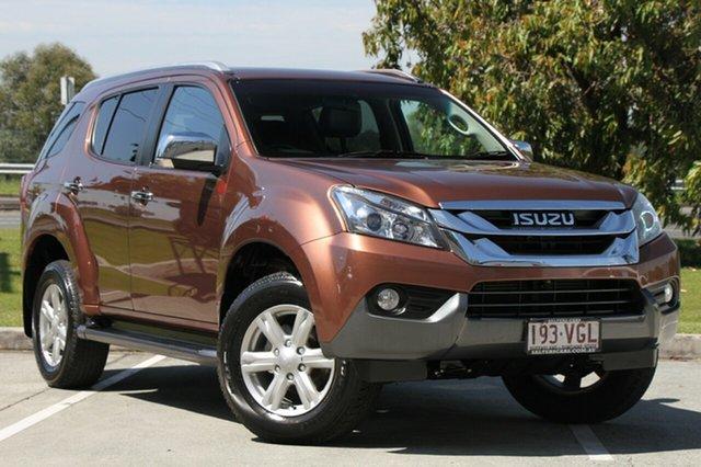 Used Isuzu MU-X LS-U (4x4), Moorooka, Brisbane, 2014 Isuzu MU-X LS-U (4x4) Wagon