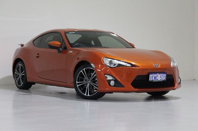 Used Toyota 86 GTS, Bentley, 2014 Toyota 86 GTS Coupe