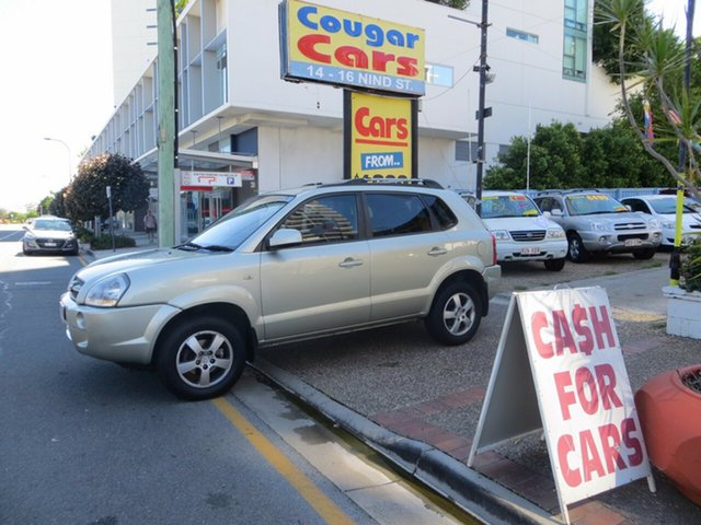 Used Hyundai Tucson City SX, Southport, 2008 Hyundai Tucson City SX Wagon