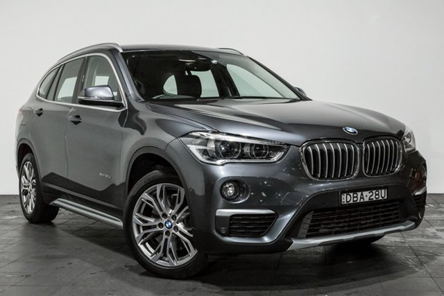 Used BMW X1 xDrive20d Steptronic AWD, Rozelle, 2015 BMW X1 xDrive20d Steptronic AWD Wagon