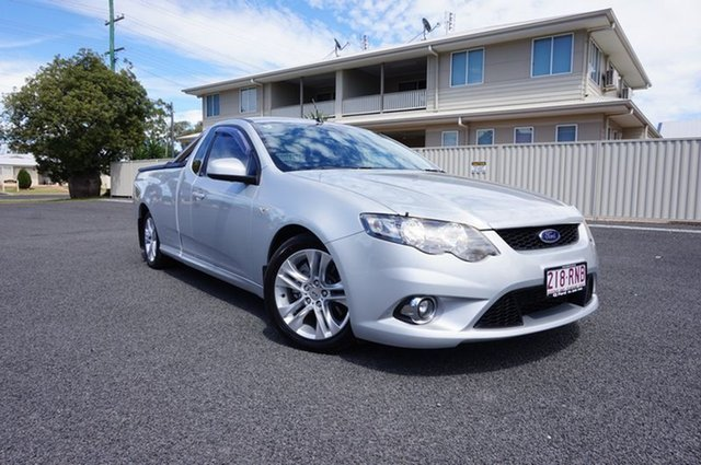 Discounted Used Ford Falcon XR6T, 2010 Ford Falcon XR6T Utility