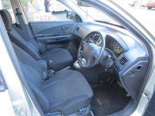 2008 Hyundai Tucson City SX Wagon.