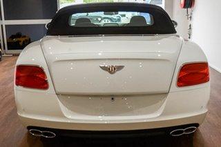 2014 Bentley Continental GTC V8 Convertible.