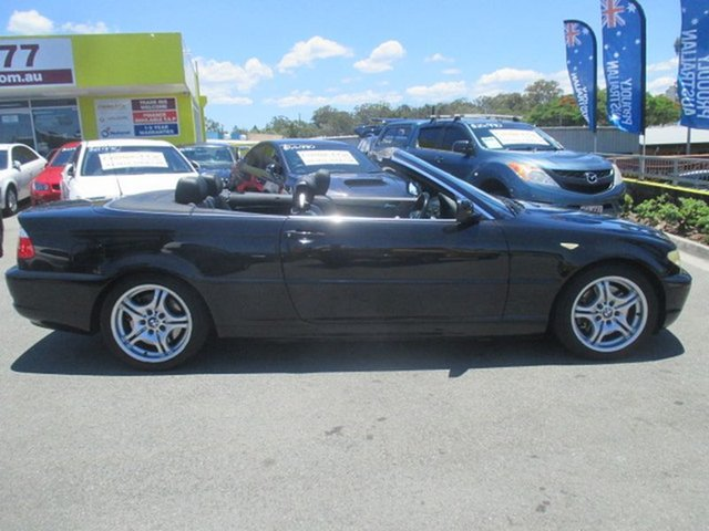 Used BMW 330CI Steptronic, Kedron, 2003 BMW 330CI Steptronic E46 MY2003 Convertible