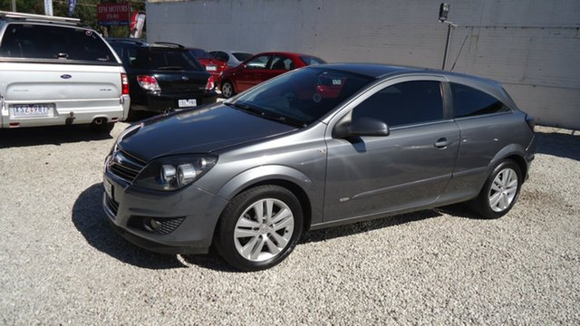 Used Holden Astra CDX, Seaford, 2007 Holden Astra CDX Coupe